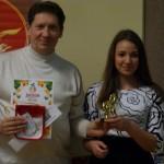 Игорь Добровольский, Марина Серпокрылова (Молодёжный фестиваль 2015)